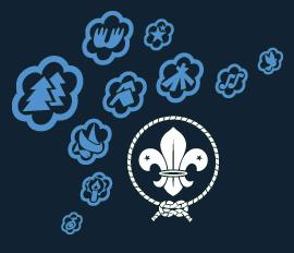 Läschte Ziedel fir dest Scoutsjoer