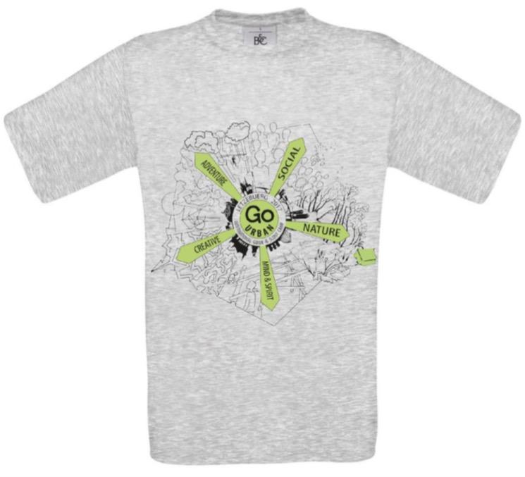 GoUrban T-shirt
