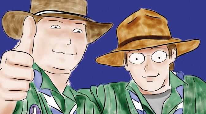Scout fir een Dag 2015