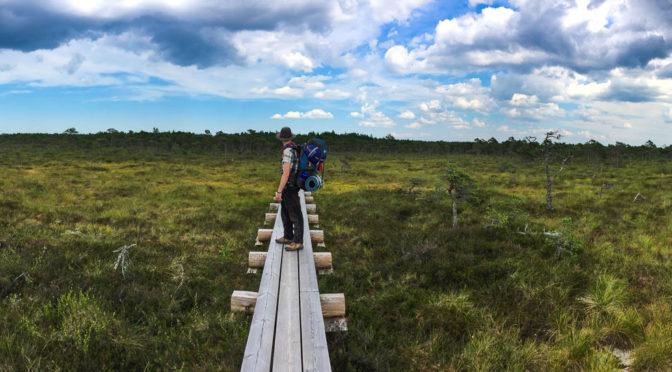 Fotoen: CaraPio Wandercamp 100 Joer Estland