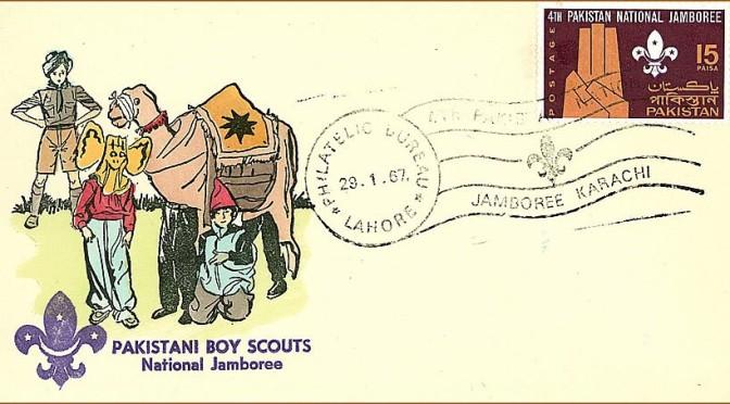 Scoutsziedel bis de 26. September