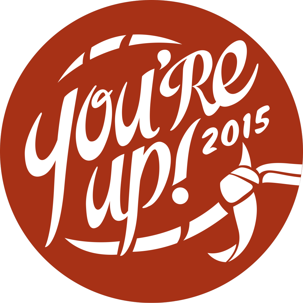 You're Up Logo